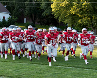 Bishop Neumann Football VS Syracuse